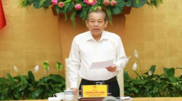 pho-thu-tuong-truong-hoa-binh-chinh-phu-khong-cap-them-von-cho-3-du-an-yeu-kem-nganh-cong-thuong
